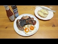 Download Full English Breakfast + London Borough Market = Best Traditional Recipe Video