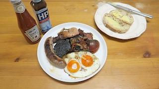 Download Full English Breakfast + London Borough Market = Best Traditional Recipe Video