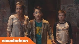 Download Isabella Moner Presents 'Legends of the Hidden Temple' Official Sneak Peek | Nick Video