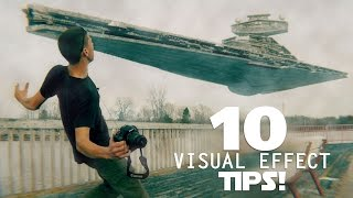 Download 10 Tips for Filming Visual Effects! Video