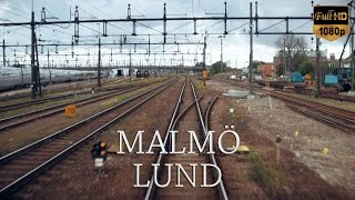 Download Train Driver's View: Malmö C - Lund C Video