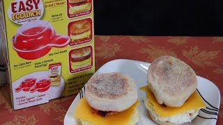 Download Easy Eggwich - As Seen On TV Video