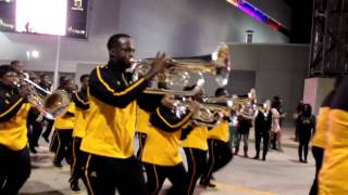 Download Grambling St. Marching Out Bayou Classic Battle Of The Bands 2016 Video