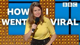 Download How Ellie Taylor became an internet sensation overnight | Live At The Apollo - BBC Video