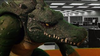 Download TMNT 2013 Stop Motion S02E02-Leatherhead (WITH VOICE ACTING!) Video