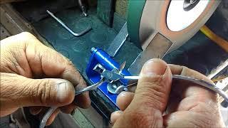 Download lapidação interna do alicate com o dispositivo de apoio video 03 Video