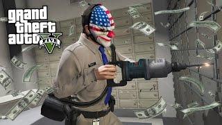 Download ROBBING BANKS & CRACKING SAFES!! (GTA 5 Mods) Video