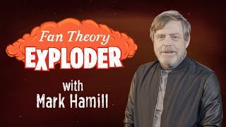 Download 'The Last Jedi' Fan Theory Exploder with Mark Hamill   Rolling Stone Video