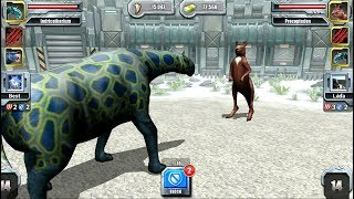 Download Indricotherium VS Procoptodon - Jurassic Park Builder GLACIER Tournament Android Gameplay HD Video