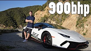 Download THE FASTEST CAR I'VE EVER DRIVEN *900bhp PERFORMANTE* Video