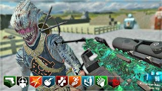 Download BLACK OPS 3 CUSTOM ZOMBIES MOD TOOLS! | MINECRAFT ONE WINDOW CHALLENGE WITH CUSTOM WEAPONS! Video