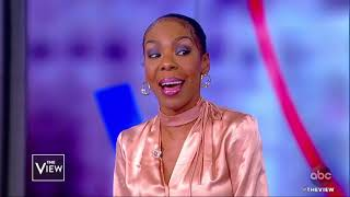 Download Andrea Kelly Details Allegations Of Abuse By Ex-Husband R. Kelly   The View Video