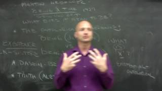 Download Introductory Heidegger Lecture Video
