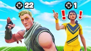 Download This 6YR Old *CARRIED* a PRO (and me) In Fortnite lol Video