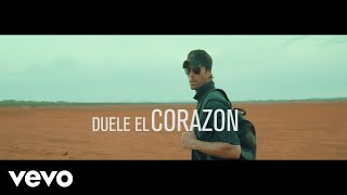 Download Enrique Iglesias - DUELE EL CORAZON ft. Wisin Video