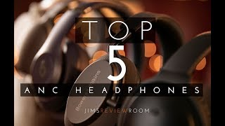 Download Top 5 of the BEST Active Noise Cancelling Headphones into 2019 Video