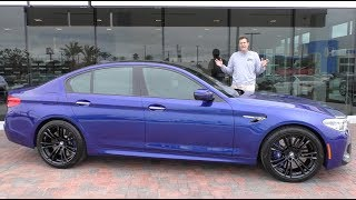 Download The 2018 BMW M5 Is a $120,000 Super Sedan Video