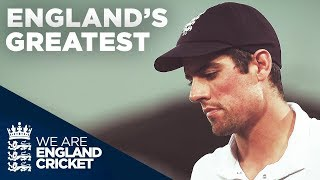 Download Alastair Cook - England's Greatest | #ThankYouChef Video