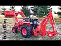 Download New Tractor!! Kubota L3301 Video