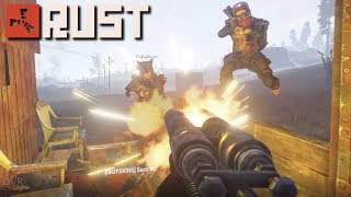 Download WRECKING MY TERRIBLE NEIGHBORS! | Rust Terminus #13 Video