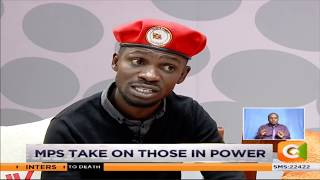 Download JKL | Bobi Wine, Babu Owino speaking on #JKLive [Part 1] Video