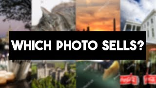 Download Which photo sells on Shutterstock? Comparing top-selling images with low performers Video