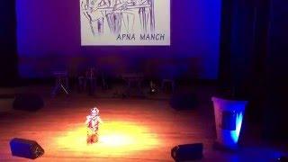 Download Guru Brahma Guru Vishnu Guru Devo Maheshwara: Chetna Chhajer Bharatnatyam Dance Performance Video