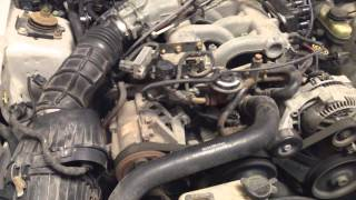 Download 2000 Ford Mustang Cranks But Wont Start. HELP!!! Video