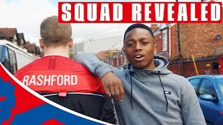 Download England's World Cup Squad Revealed! | World Cup 2018 Video