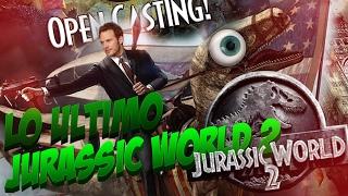 Download TEORIAS Y NOVEDADES DE JURASSIC WORLD 2!!!! - Febrero 2017 Video