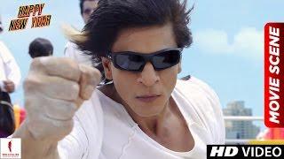 Download Charlie's Kung Fu Power   Happy New Year Scenes   Shah Rukh Khan, Deepika Padukone Video