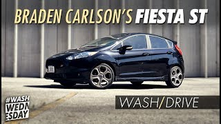 Download Braden Carlson's Ford Fiesta ST Wash + Drive | WASHWEDNESDAY Video