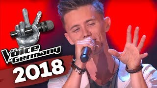 Download Bon Jovi - Bed Of Roses (Matthias Nebel) | The Voice of Germany 2018 | Blind Audition Video