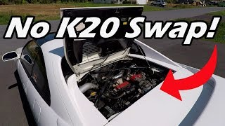 Download Why I Am Not K20 Swapping The MR2 Video