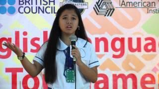 Download Extemporaneous Speech Contest - Finalist #01 Video
