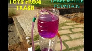 Download THREE BOTTLE FOUNTAIN - ENGLISH - 40MB Video
