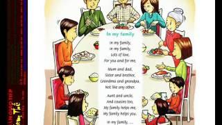 Download Tiếng Anh cho trẻ em Bài hát 6 In my family Video