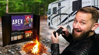 Download 10 of the Most Extravagant Products for Glamour Camping! (Glamping) Video