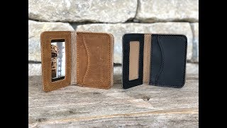 Download Saddleback Leather Co. -Leather Pouch Wallet Video