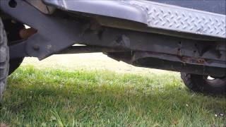 Download nettoyage chassis jeep tj Video
