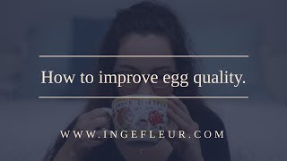 Download How to improve egg quality naturally Video