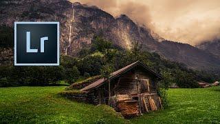 Download Lightroom CC tuto photos de paysages Video