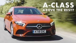 Download NEW Mercedes-Benz A-Class: Infuriatingly Advanced - Carfection (4K) Video