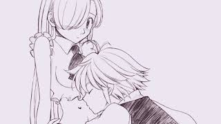 Download Te amaré mi pequeña princesa Meliodas y Elizabeth Video