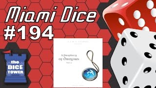 Download Miami Dice #194: T.I.M.E. Stories - A Prophecy of Dragons Video