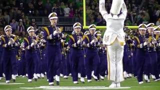 Download 2016 Notre Dame Band Pregame Video