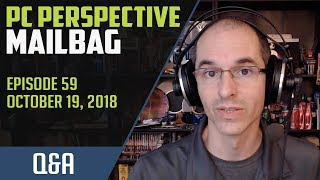 Download PCPer Mailbag #59 - Nearly 1 Hour of Storage Discussion With Mr. Malventano Video