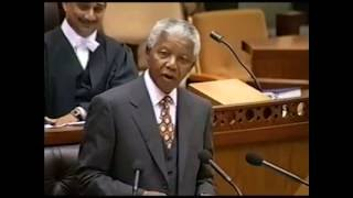 Download Nelson Mandela - Last Speech in SA parliament Video