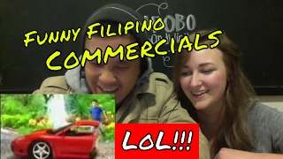 Download FUNNIEST PHILIPPINE commercials!!!!! ( Compilation ) REACTION Video