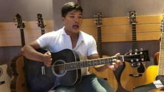 Download 1234 (Chi Dân) guitar cover Ngô Núi - Lên nóc nhà với bản remix bằng guitar cùng Núi Video